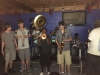With Treme Brass Band 2
