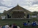 DJC Youth All-Stars at the Foothills Concert Series 2017