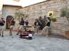 The band dances in Assisi.jpg