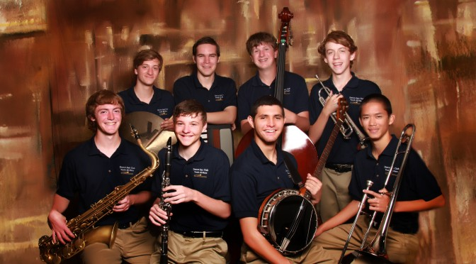 DJC Youth All-Stars to Perform with Your Father's Mustache Band at the Bull and Bush Pub-Sunday, December 14th (6-9pm)
